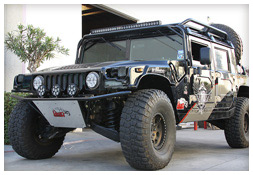 Predator Inc. - Custom Hummer H1 and H2 Innovation