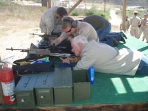 Dan Sniper Training