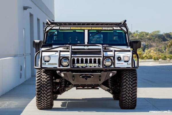 H1 Led Light Bar Package