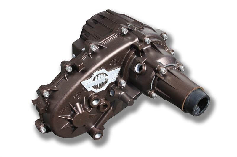 2wd/AWD/4wd Selectable Transfercase