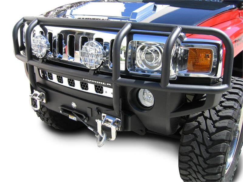 Predator HD Brush Guard
