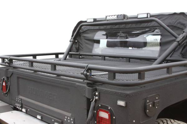 Predator Inc: Hummer H1 Search & Rescue Bed Rack