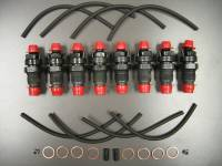 6.5TD RapJet High Performance Fuel Injector Set
