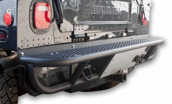 Rear Step Bumper 2