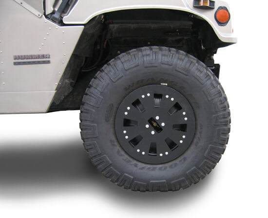 Wheel Rock Guards
