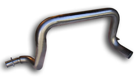 "Predator 4"" Performance Exhaust System"