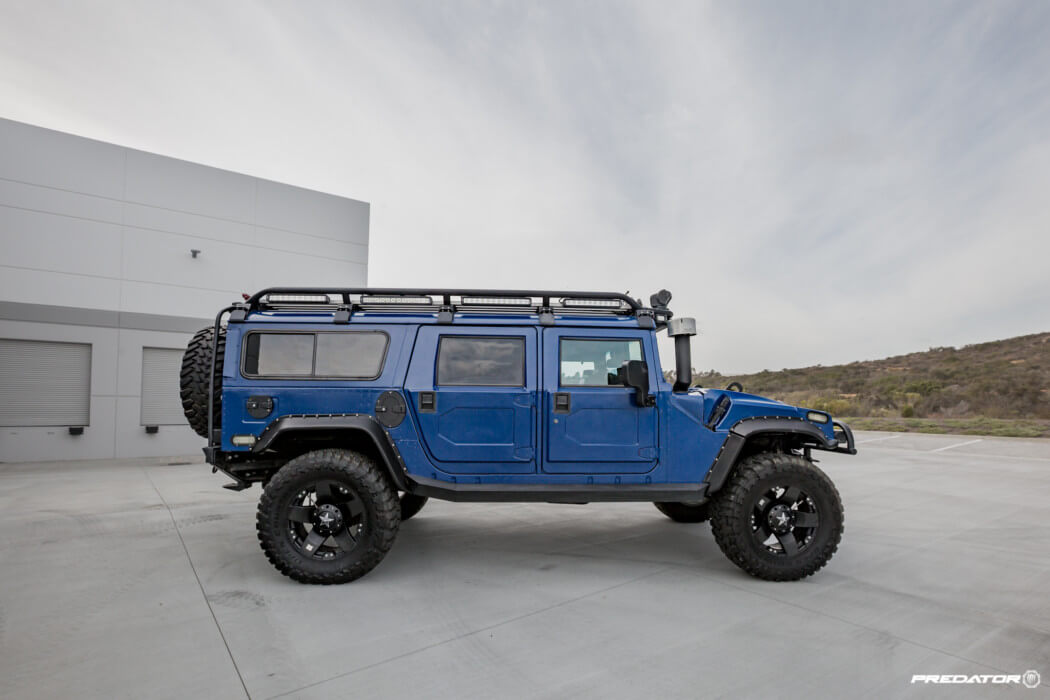 predator inc overland expedition hummer h1 alpha. Black Bedroom Furniture Sets. Home Design Ideas