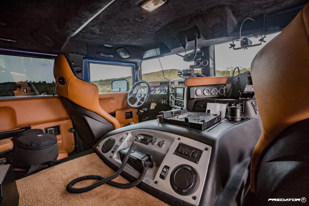 Predator Inc Overland Expedition Hummer H1 Alpha