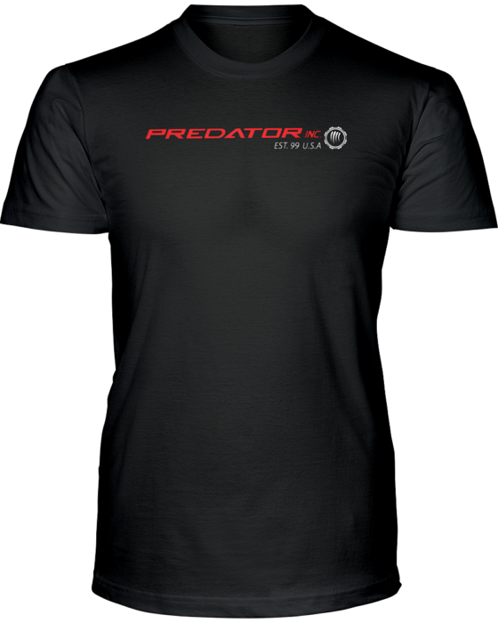 Predator brand logo t shirt men for T shirt brand logo