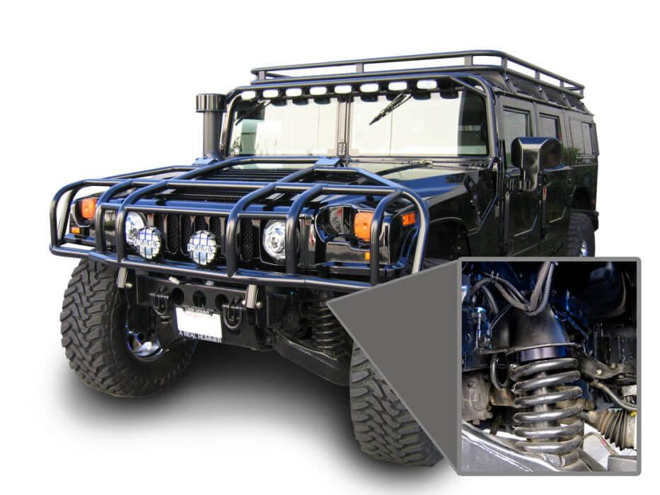 Predator Inc Hmmwv 4 Quot Suspension Body Lift Kit