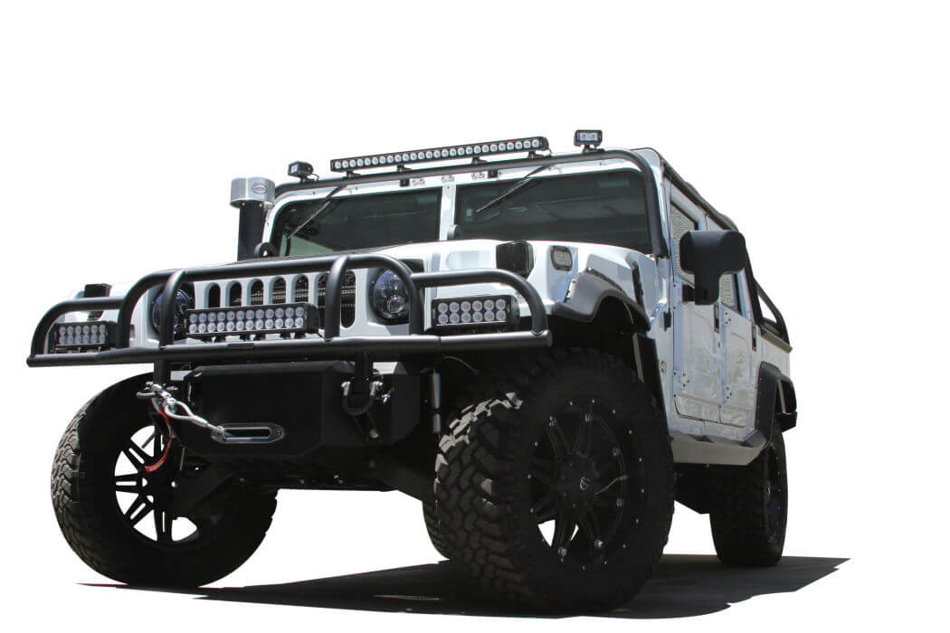 H1 HD EXPEDITION BRUSH GUARD