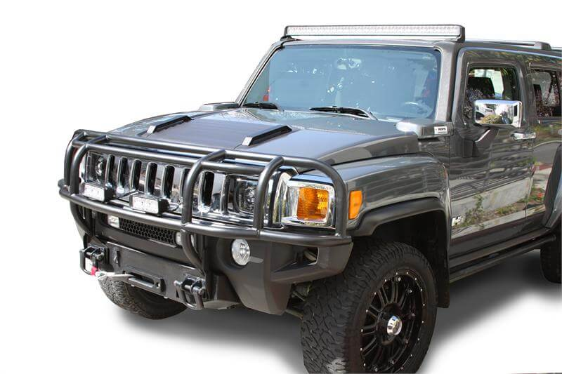 H3 led light bar predator inc hummer accessories fabrication h3 led light bar aloadofball Image collections