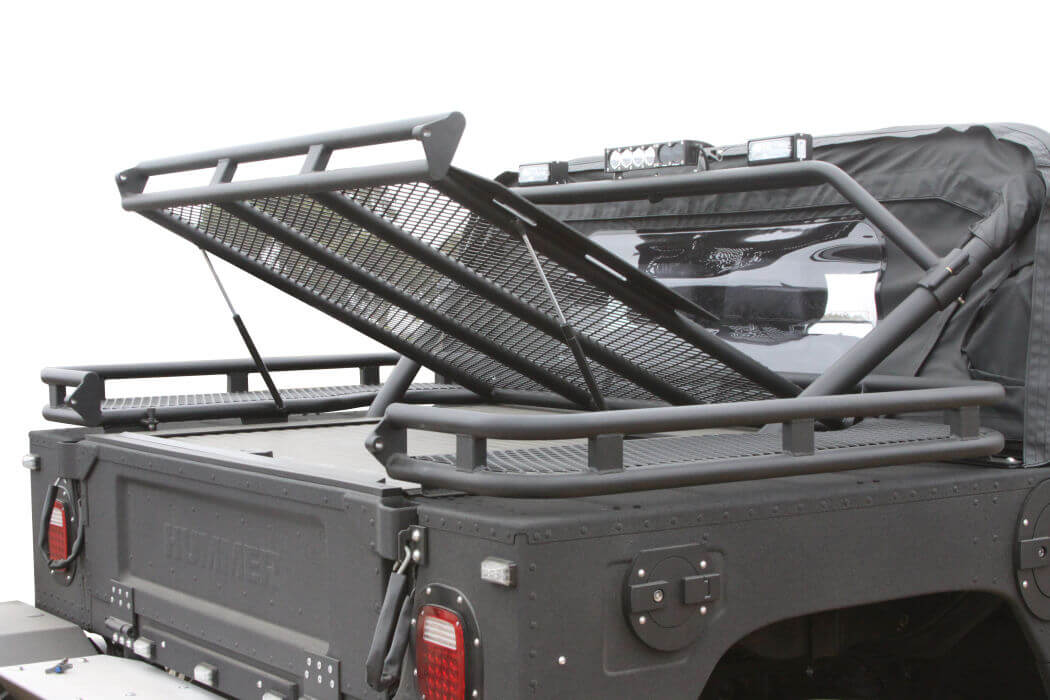 Predator Inc Hummer H1 Search Amp Rescue Bed Rack