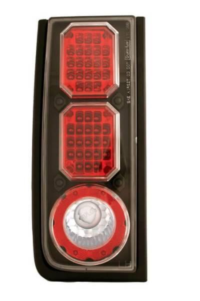 LED Black Tail Light Set