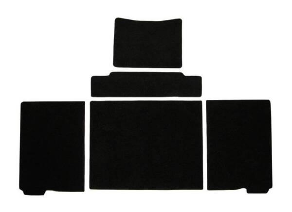 Rear Carpet Kit -Wagon