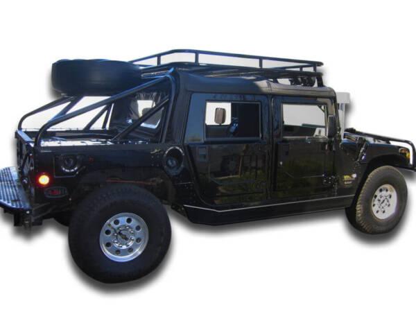 Hmmwv Soft Top Roof Rack System Predator Inc Hummer