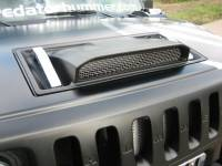 Black Hood Scoop