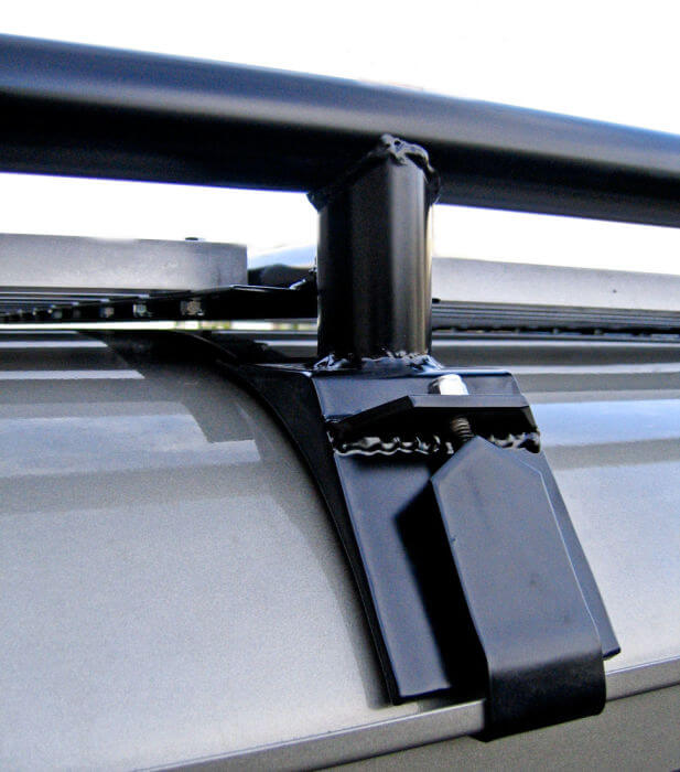 Predator Inc: Hummer H1 Low Profile 6ft Roof Rack
