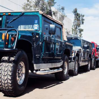 Hummer Lineup