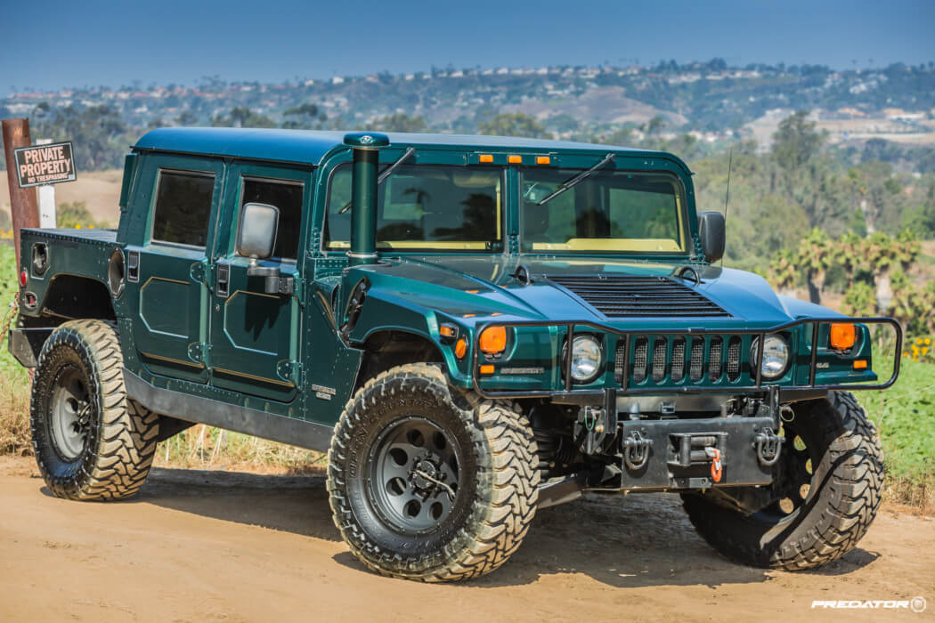 Hummers For Sale >> Predator Inc: For Sale - 1998 HUMMER H1 6.6L Duramax