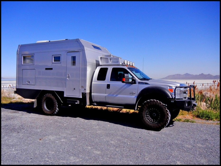 GXV FORD TURTLE EXPEDITION VEHICLE