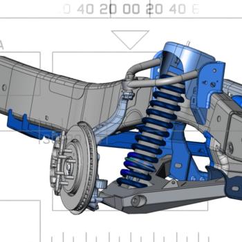 Hummer Suspension Diagram