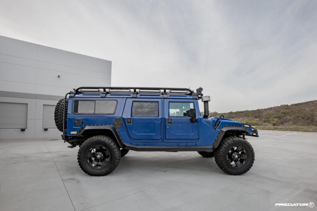 Power Wagon For Sale >> Predator Inc. Overland Expedition Hummer H1 Alpha