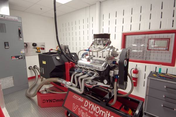 Diesel Dynamometer Tuning