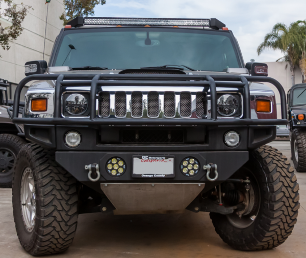 H2 Search And Rescue Brush Guard Predator Inc Hummer
