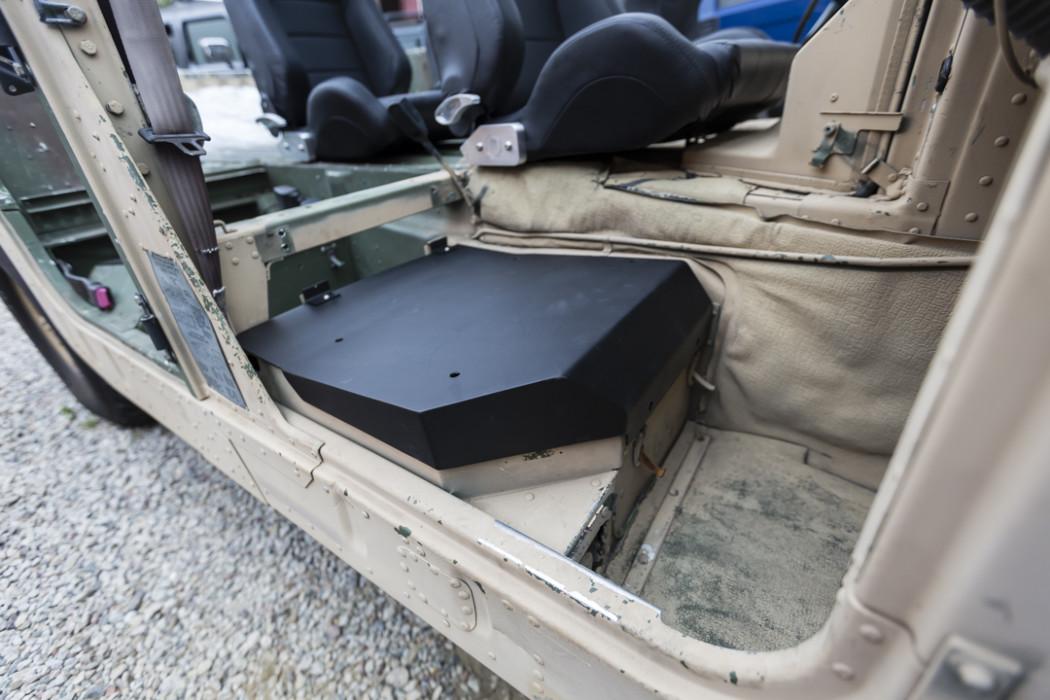 Predator Inc Hmmwv Bucket Seat Conversion Kit